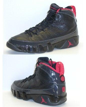 Air Jordan 9 Player Exclusive Eddie Jones