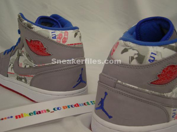Air Jordan Retro I Undftd 2