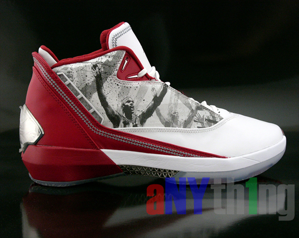 Air Jordan XX2 Omega in Depth Look