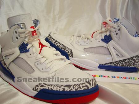 Air Jordan Spizike True Blue Round 2 new - the-well-house.com 91a6e0cee