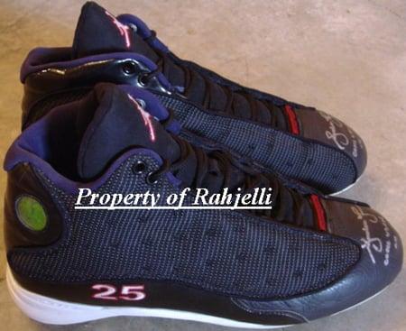 Air Jordan 13 Player Exclusive Andruw Jones