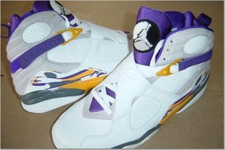 Air Jordan 8 Player Exclusive Kobe Bryant