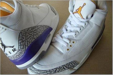Air Jordan 3 Player Exclusive Kobe Bryant