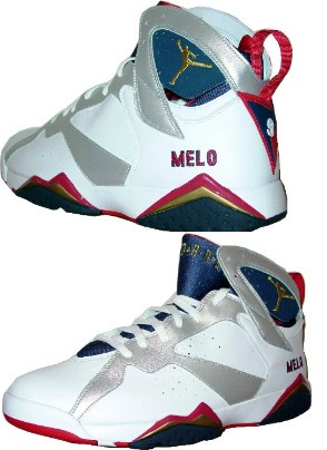 Air Jordan 7 Player Exclusive Carmelo Anthony