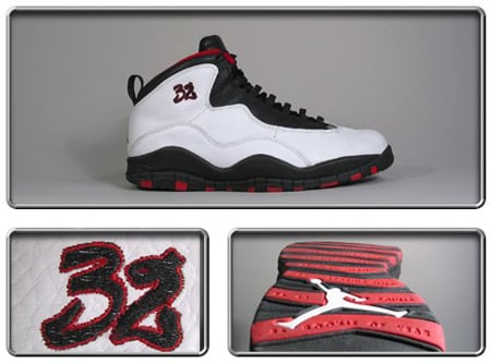 Air Jordan 10 Player Exclusive Harold Miner