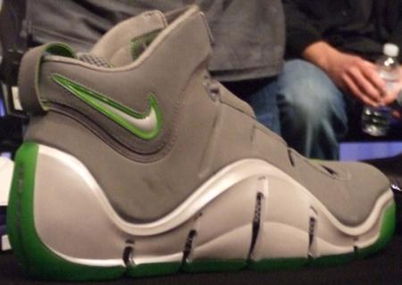 Nike LeBron IV Dunkman PE