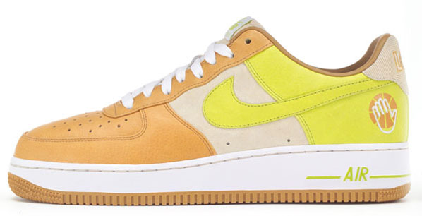 Nike Air Force One x Bobbito Garcia