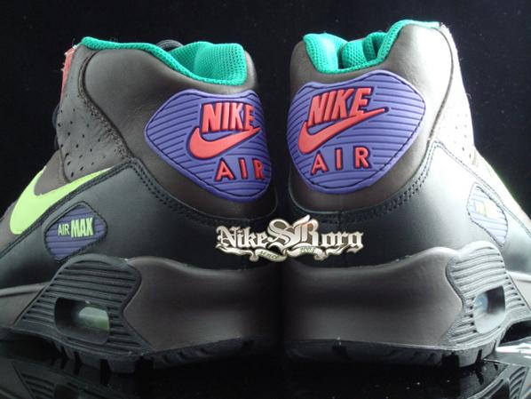 Nike Air Max 90 Boot Neon 50