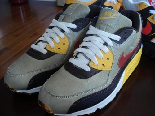 Nike Air Max 90 Samples