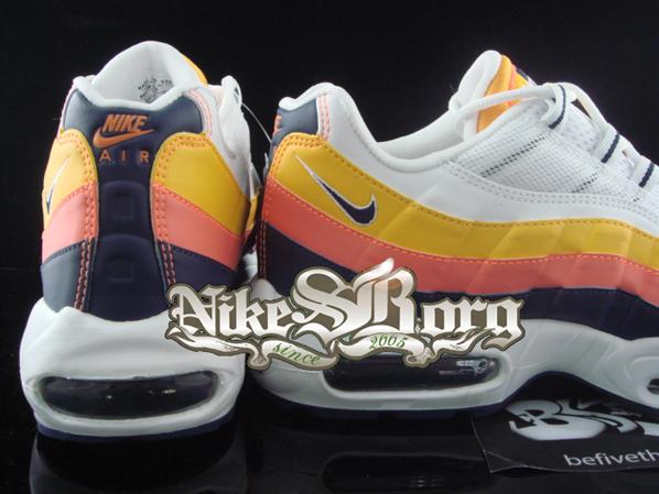 Nike Air Max 95 Assorted Colors Sample