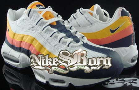 competitive price 64f2a fe2d4 air max 95 original colorways