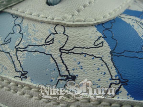 Nike Air Max 90 Karate Kid Baby Blue/White