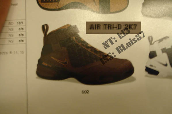 Nike Basketball Holiday 2007 Preview