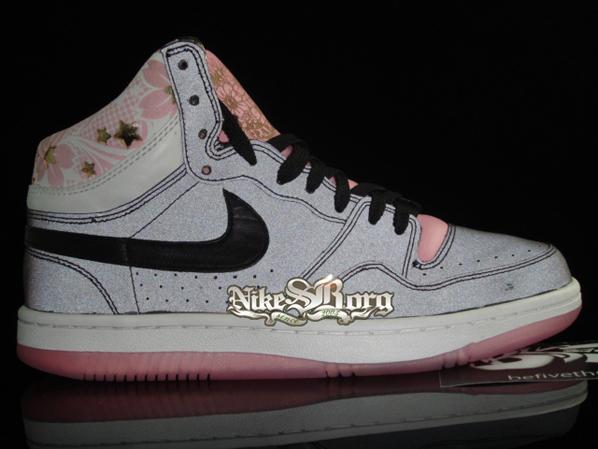 Nike Court Force High Ueno