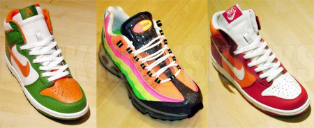 New Nike Air Max 2007 Releases