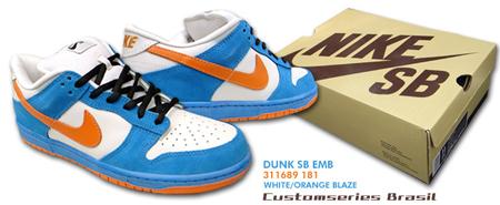 on sale 0fe2a 8eb71 Nike Dunk SB EMB 181 Brazil