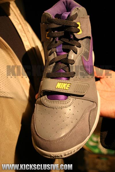 Nike Dunk High x Air Trainer x Free Hybrid