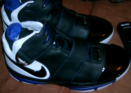 Nike Zoom Kobe II Strength Samples