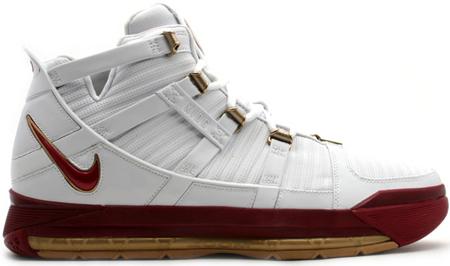 Nike LeBron III Area Code PE