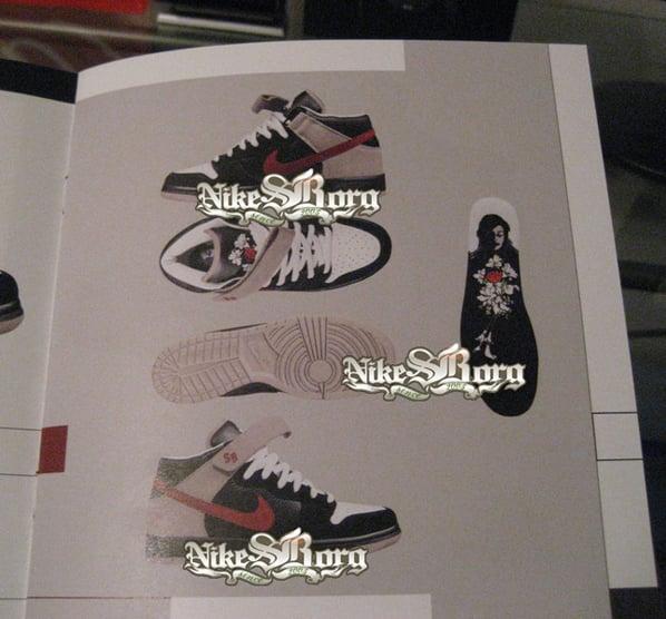 Nike Dunk SB Mid Guns N Roses