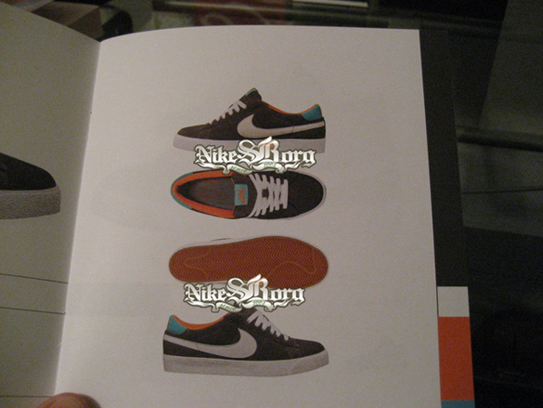 Nike SB Holiday 2007 Releases
