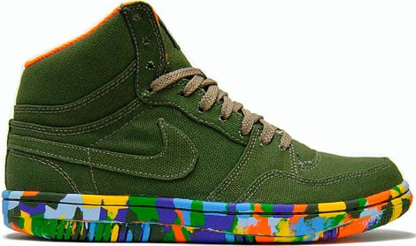 Nike Multicolore Unique