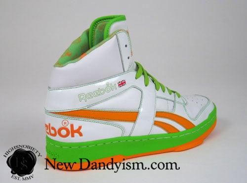 Reebok BB5600 St. Patrick's Day