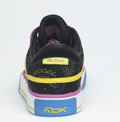 Reeboks New Sneaker: The Estate