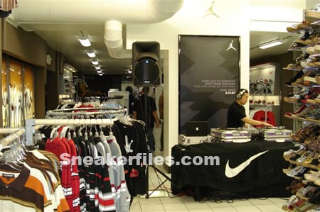 Nike AF1 Launch Party Shiekh Shoes Re-Cap