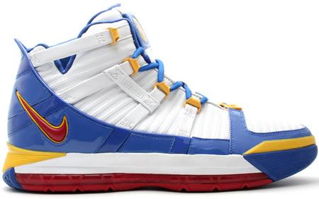 Nike LeBron III Superman PE