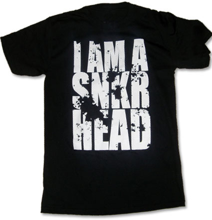 I am A Snkr Head T-Shirts
