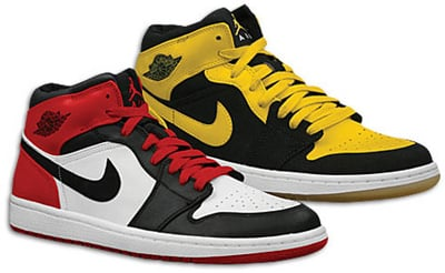 Air Jordan Release Dates Retro 1 Old Love New Love Pack BMP OLNL