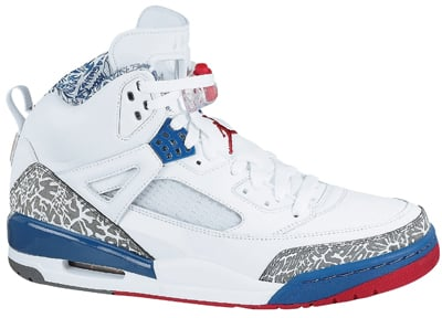 Air Jordan Release Dates Spizike True Blue