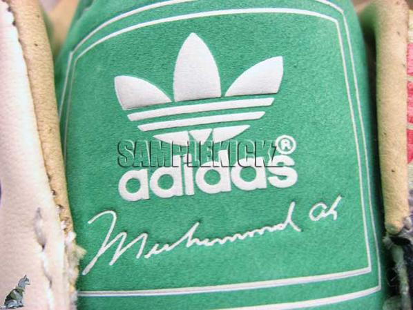 Adidas Ali Classic II Samples