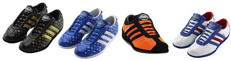 Adidas and Foot Locker Gumball 3000 Collection