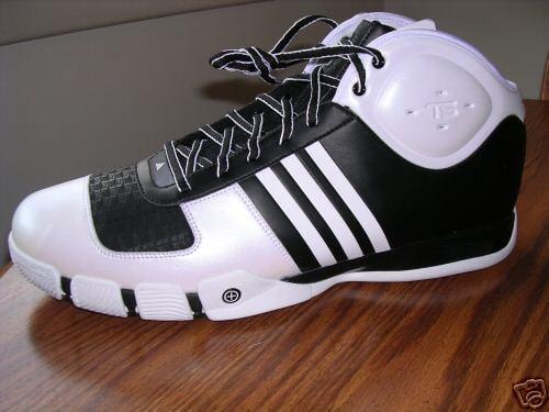 Adidas TS Tim Duncan and Dwight Howard