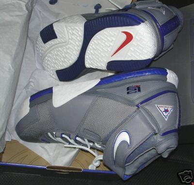 Nike LeBron II Denver All Star PE