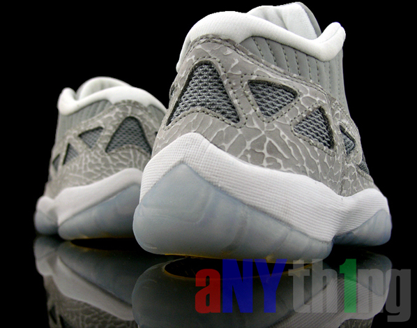 Air Jordan Retro XI IE Cool Grey Round 2