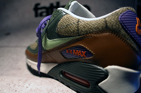 New Nike Air Max 90 Winter 2007