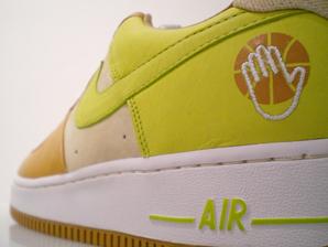 Nike Air Force 1 Bobbito Garcia Closer Look