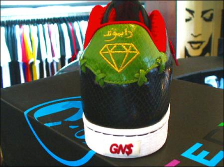 Greedy Genius x Diamond Supply Co.