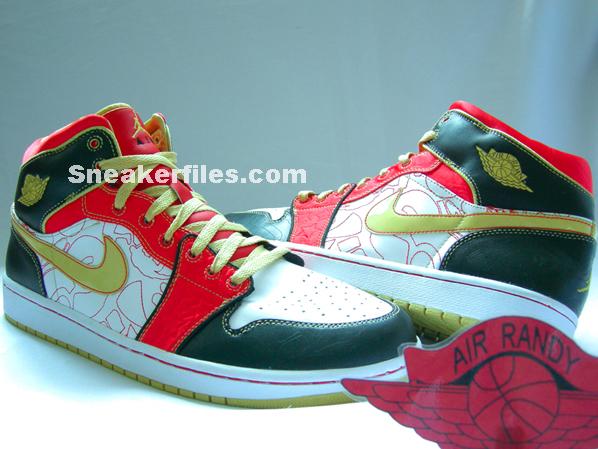 Air Jordan I Retro Xq Extended Look