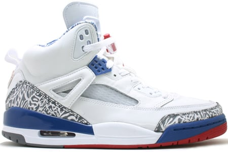 Air Jordan Spizike True Blue Releases 4/28