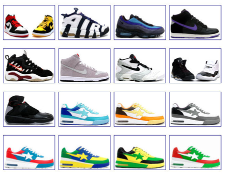 Hot New Releases and Original Nikes At Kixclusive