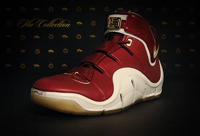Nike Zoom Lebron IV CTK Christ the King
