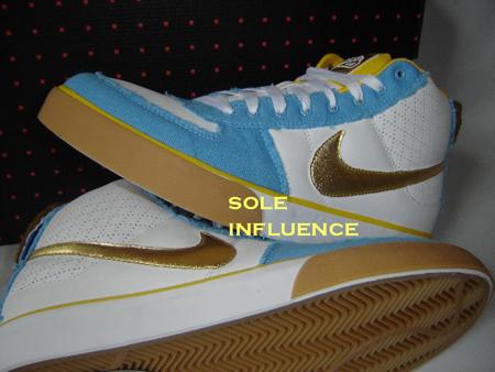 Nike 6.0 Mavrk Mid x Active