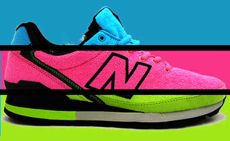 New Balance A01 3 Colorways