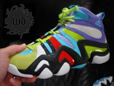 New Adidas Crazy 8
