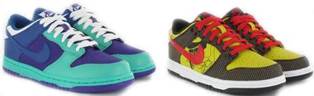 Nike Womens Nike Dunk Low