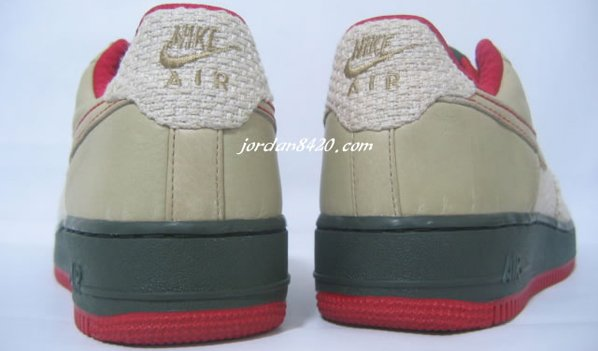 Nike Air Force 1 25 China Edition